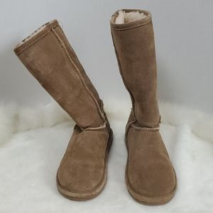 Bjorndal winter boots leather upper size 7M